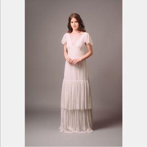 BHLDN Prisca Tiered Dress